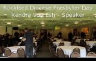Kendra Von Esh Catholic Speaker - Presbyter Day for Rockford Diocese