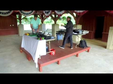 Fr. Leo Patalinghug Catholic Speaker - Cooking Demonstration
