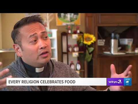 Fr. Leo Patalinghug - Catholic Speaker - Cleveland WKYC Interview