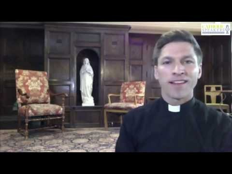 Father Chase Hilgenbrinck Catholic Speaker - inspireWord Interview