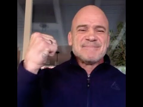 Bas Rutten Catholic Speaker - inspireWord Interview