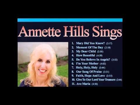 Annette Hills - Catholic Speaker & Catholic Musician